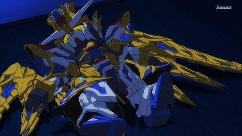 SDガンダムワールドヒーローズ 第6話 感想 ネタバレ 0918