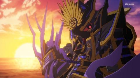 SDガンダムワールドヒーローズ 第8話 感想 ネタバレ 067