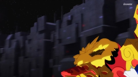 SDガンダムワールドヒーローズ 第24話 最終回 感想 461