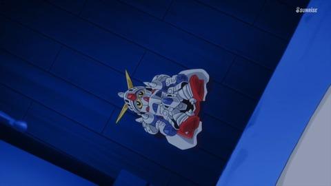 SDガンダムワールドヒーローズ 第6話 感想 ネタバレ 0882
