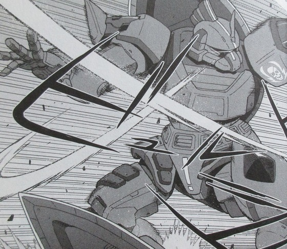 機動戦士ガンダム GROUND ZERO コロニーの落ちた地で 3巻 感想 00034
