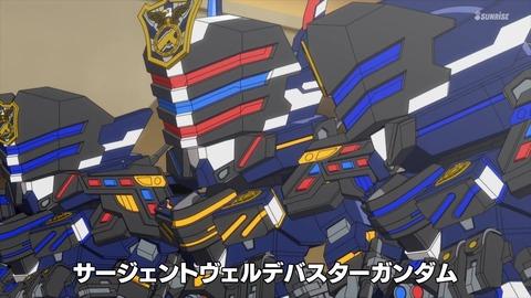 SDガンダムワールドヒーローズ 第11話 感想 37