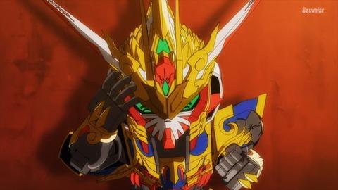 SDガンダムワールドヒーローズ 第1話 感想 ネタバレ 1129