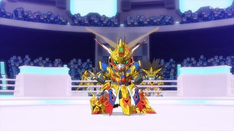 SDガンダムワールドヒーローズ 第3話 感想 ネタバレ 0707