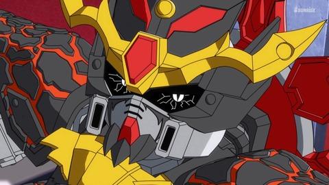 SDガンダムワールドヒーローズ 第13話 感想 0965