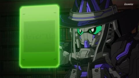 SDガンダムワールドヒーローズ 第8話 感想 ネタバレ 954