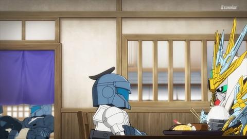 SDガンダムワールドヒーローズ 第6話 感想 ネタバレ 184