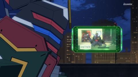 SDガンダムワールドヒーローズ 第11話 感想 0979