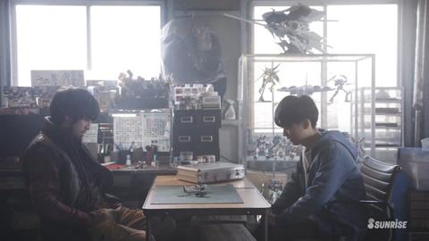 ガンダムビルドリアル 第3話 感想 ネタバレ 705