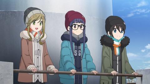 ゆるキャン 2期 第10話 感想 0939