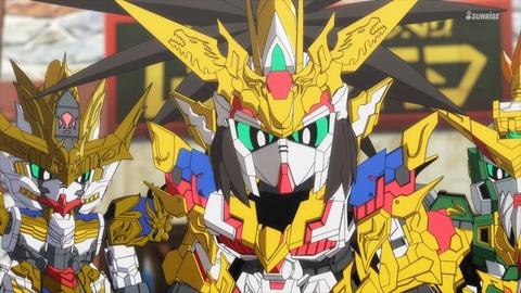 SDガンダムワールドヒーローズ 第1話 感想 ネタバレ 0894