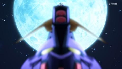 SDガンダムワールドヒーローズ 第11話 感想 0797