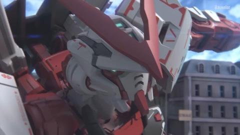 ガンダムビルドリアル 第5話 感想 29