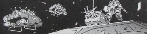 機動戦士ガンダムF91 プリクエル 2巻 感想 ネタバレ 59
