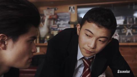 ガンダムビルドリアル 第2話 感想 ネタバレ 316