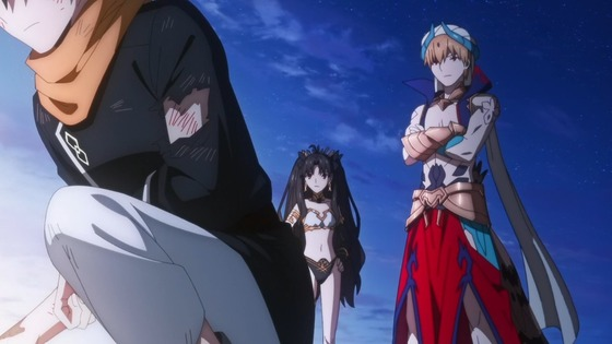 FGO 絶対魔獣戦線バビロニア 第21話 最終回 感想 00460