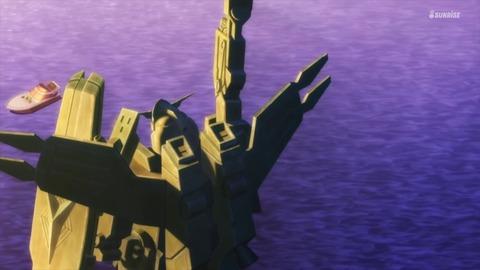 SDガンダムワールドヒーローズ 第1話 感想 ネタバレ 218