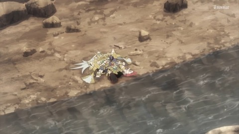 SDガンダムワールドヒーローズ 第16話 感想 208