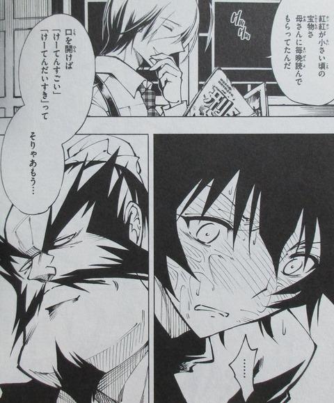 SHAMAN KING レッドクリムゾン 2巻 感想 00076