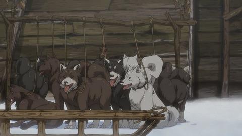 ゴールデンカムイ 第25話 感想 0658