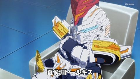 SDガンダムワールドヒーローズ 第2話 感想 ネタバレ 160