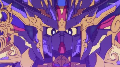 SDガンダムワールドヒーローズ 第23話 感想 60
