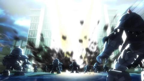 SDガンダムワールドヒーローズ 第13話 感想 445