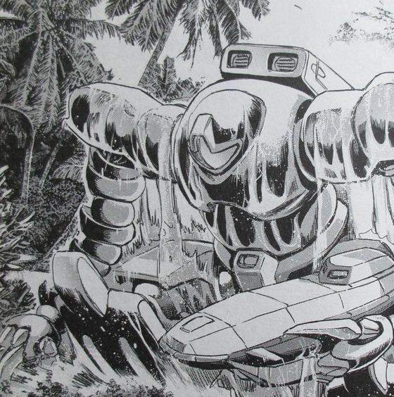 機動戦士ガンダム サンダーボルト 15巻 感想 00011