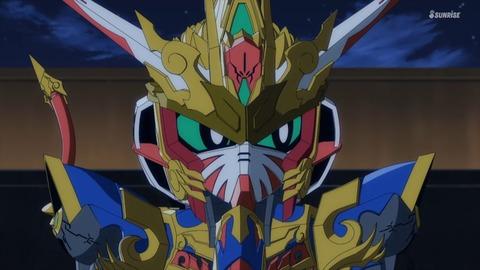 SDガンダムワールドヒーローズ 第11話 感想 0903
