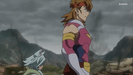 ガンダムビルドダイバーズ ReRISE 第12話 感想 00786