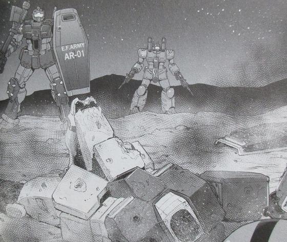 機動戦士ガンダム GROUND ZERO コロニーの落ちた地で 3巻 感想 00072