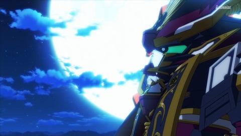 SDガンダムワールドヒーローズ 第6話 感想 ネタバレ 598