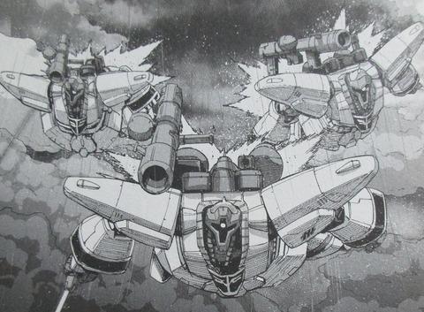 機動戦士ガンダムNT 4巻 感想 62