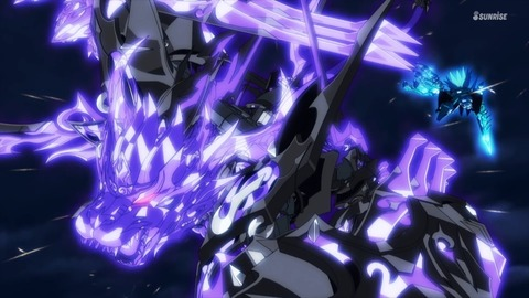 SDガンダムワールドヒーローズ 第24話 最終回 感想 343
