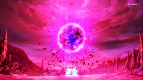 SDガンダムワールドヒーローズ 第24話 最終回 感想 177