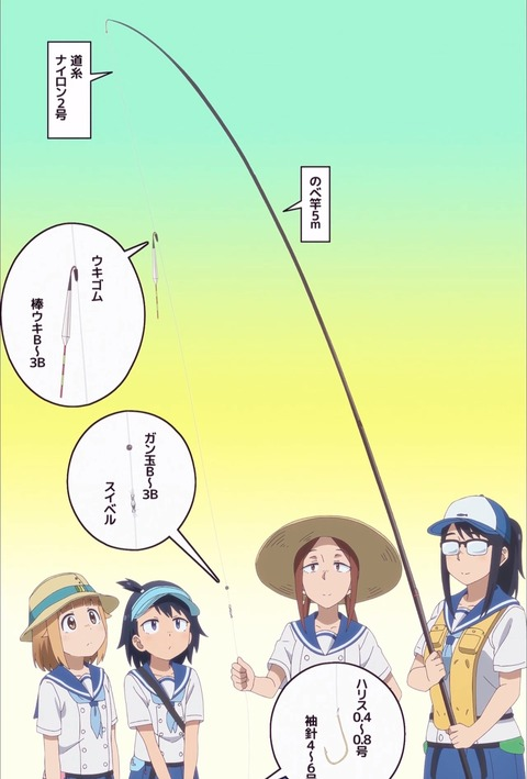 放課後ていぼう日誌 第10話 感想 00102
