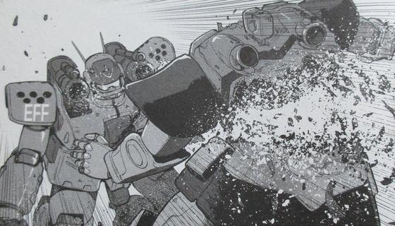機動戦士ガンダム GROUND ZERO コロニーの落ちた地で 3巻 感想 00054