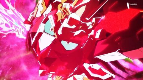 SDガンダムワールドヒーローズ 第12話 感想 366
