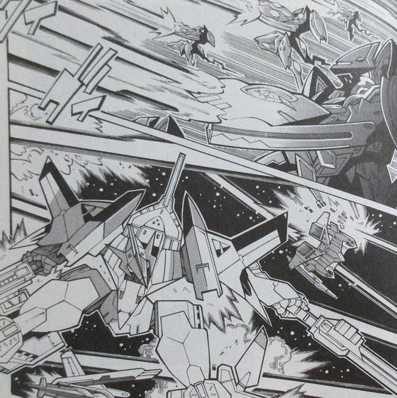 スーパーロボット大戦OG RoA BAD BEAT BUNKER 6巻 感想 00046