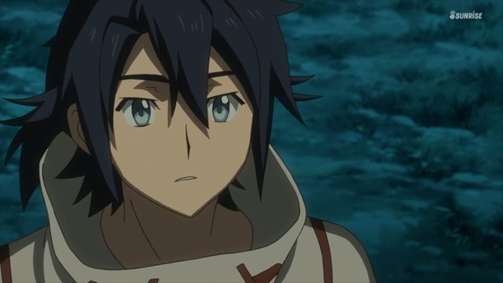 ガンダムビルドダイバーズReRISE 第10話 感想 00605