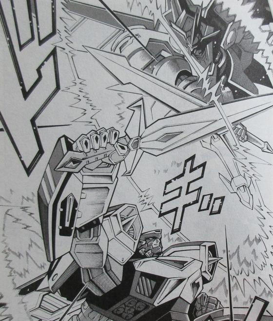 スーパーロボット大戦OG RoA BAD BEAT BUNKER 6巻 感想 00051