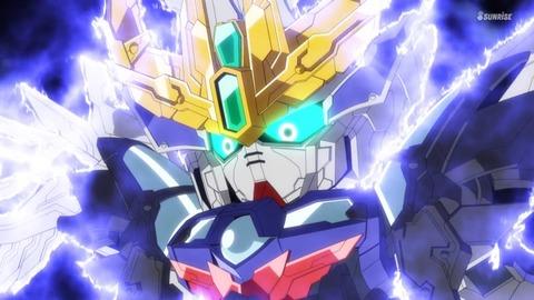 SDガンダムワールドヒーローズ 第12話 感想 980
