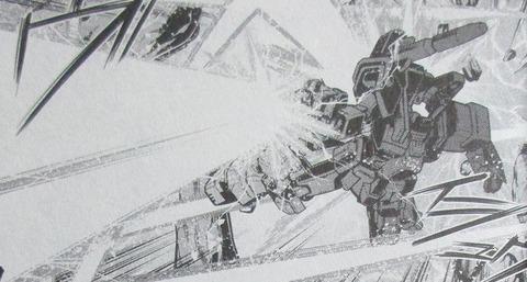 機動戦士ガンダムF90FF 4巻 感想 ネタバレ 57