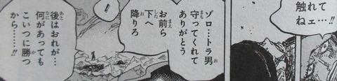 ONE PIECE 100巻 感想 57