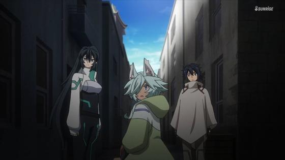 ガンダムビルドダイバーズReRISE 第13話 感想 00676