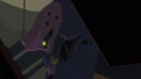 機動戦士ガンダム 閃光のハサウェイ 上巻 感想 ネタバレ 128
