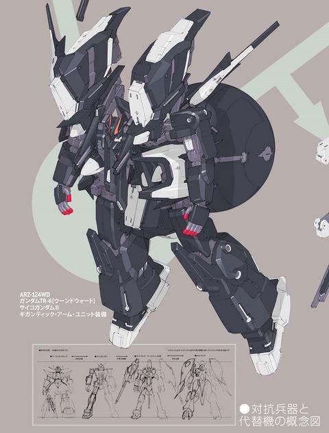 A.O.Z Re-Boot ガンダム・インレ 5巻 感想