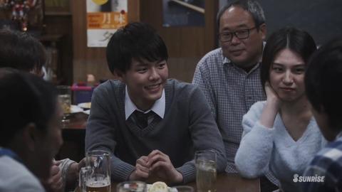 ガンダムビルドリアル 第5話 感想 509