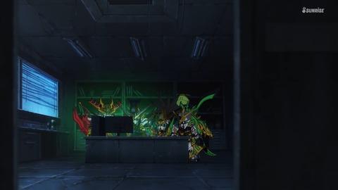 SDガンダムワールドヒーローズ 第13話 感想 340