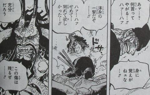 ONE PIECE 100巻 感想 53